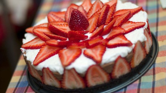 Photo of Strawberry Chocolate Mousse Cake by JJOHN32