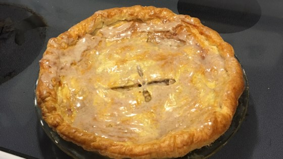 Photo of Glazed Apple Cream Pie by Kathy