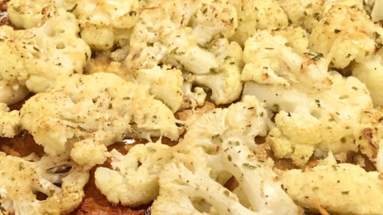 Photo of Parmesan-Roasted Cauliflower  by Fioa