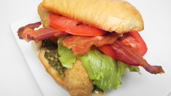 Photo of Mozzarella Stick BLT by 1wayin