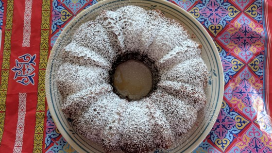 Low Sugar Date Cake