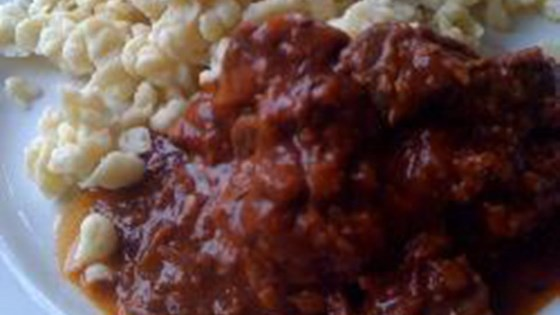Photo of Beef Goulash by Julian