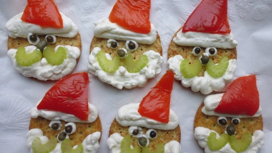 Photo of Santa Finger Food for Christmas by gartenfee