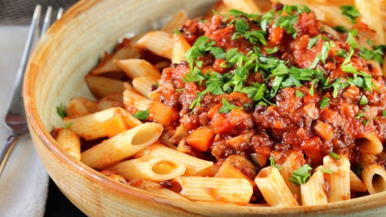 Photo of Lentil Bolognese by sorchaspud
