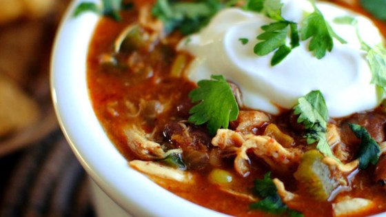 Photo of Picante Chicken Chili by Genevieve Johns Seivert