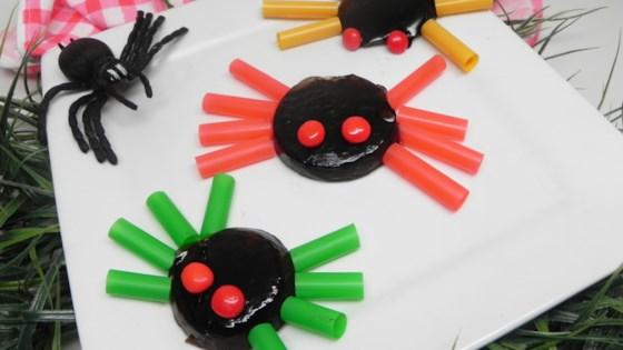 Halloween Jell-O® Spiders