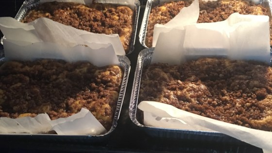 Photo of Pumpkin Crunch Coffee Cake by Brittany Owens