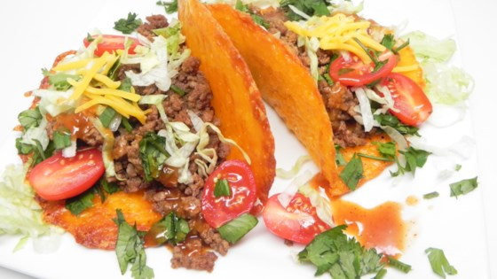 Photo of Easy Keto Beef Tacos by Fioa