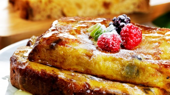 Bauducco Panettone French Toast