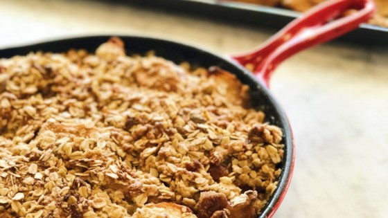 Photo of Sheet Pan Apple Crisp by Leslie Kelly