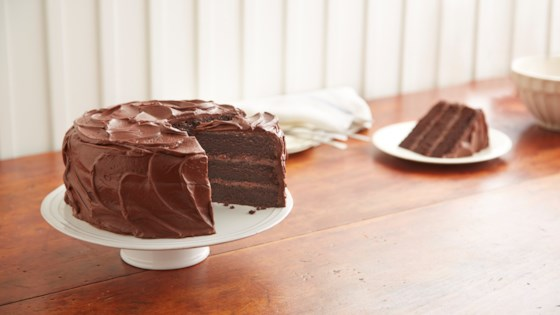 "Photo of ""PERFECTLY CHOCOLATE"" Chocolate Cake by HERSHEY'S Kitchens"