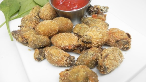 Deep-Fried Oysters II