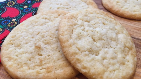Photo of Low-Carb Almond Cinnamon Butter Cookies by Fioa