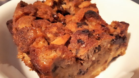 Photo of Easy Chocolate Cinnamon Bread Pudding  by Sherbg