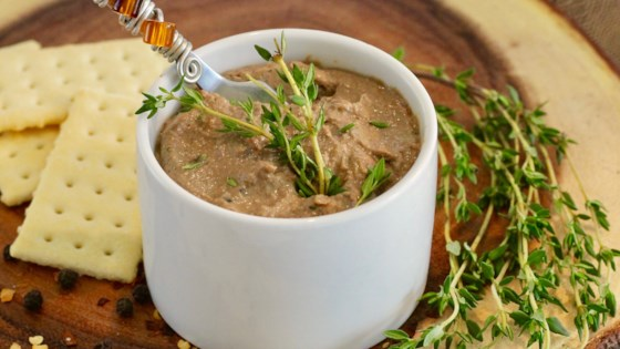 Photo of Colleen's Chicken Liver Pate by Colleen Renzullo