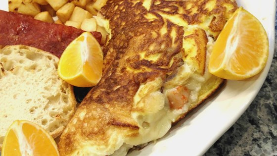 Photo of Crab and Swiss Omelet by Esmee Williams