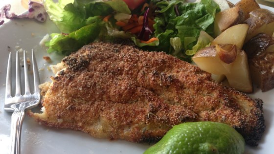 Photo of Oven-Fried Catfish by Mrs. Hermes
