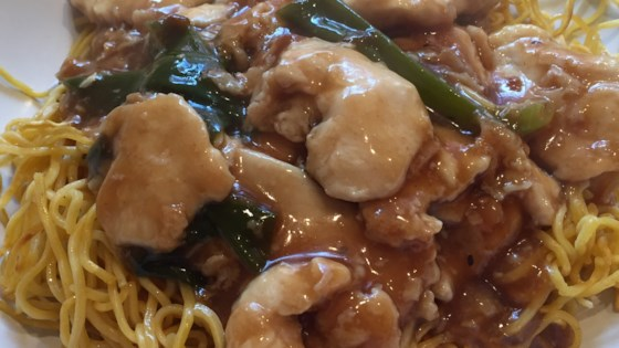 Photo of Hong Kong-Style Chicken Chow Mein  by DecompileCodex
