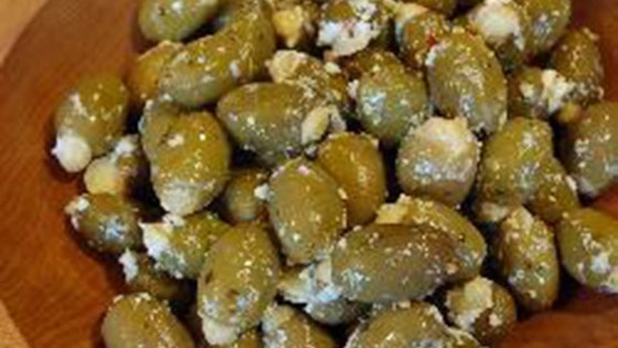 Photo of Spanish Stuffed Olive Tapas with Feta by Hanni
