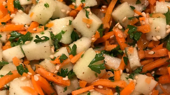 Photo of Shredded Apple Carrot Salad by Alli Shircliff