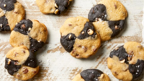 Photo of Chocolate Chip Crisscross Cookies by eatthelove