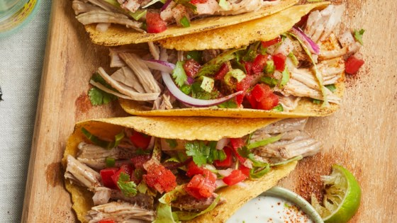 Zesty Carnitas Tacos Recipe