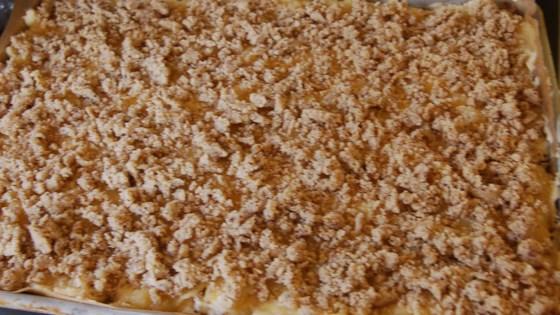 Photo of Moist German Sheet Pan Apple Cake  by manuela