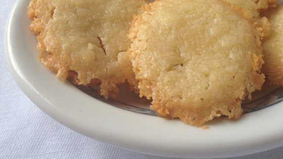 Photo of Homemade Brazilian Cheese Crackers (Sequilhos de Queijo) by Leckerschmecker