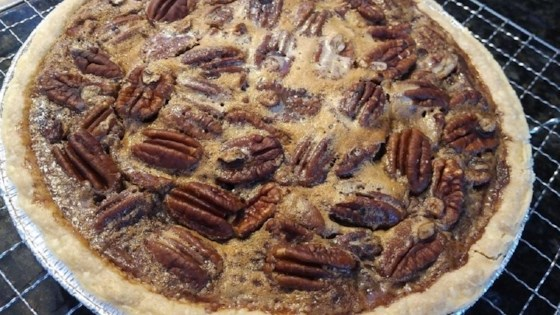 Photo of Perfect Pecan Pie by USA WEEKEND columnist Pam Anderson