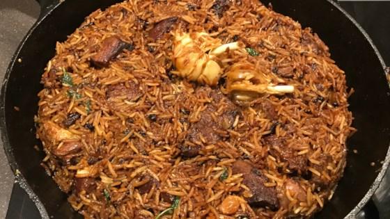 Photo of Uzbek Plov (Lamb and Rice Pilaf) by SarahandtheCity