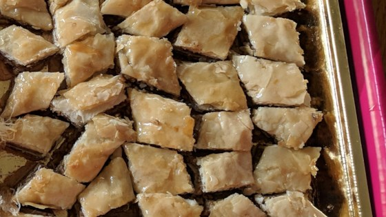 Photo of Christmas Baklava by Shane