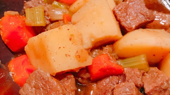 Photo of Beef Stew in the Pressure Cooker  by Mark I.