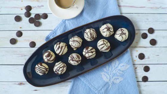 Photo of No-Bake Baileys® Cheesecake Balls by coachchris