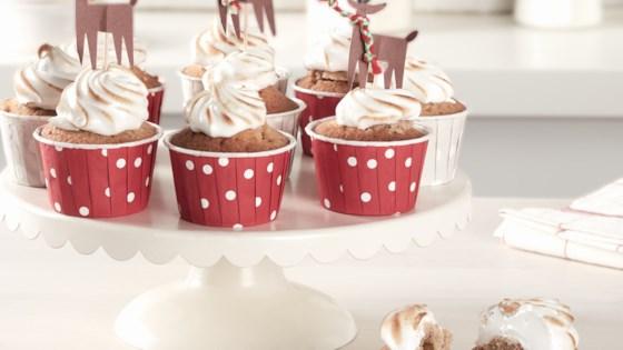 Photo of Hazelnut Cupcakes with Nutella® hazelnut spread by Nutella® hazelnut spread