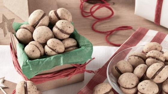 Photo of Italian Hazelnut Cookies with Nutella® hazelnut spread by Nutella® hazelnut spread