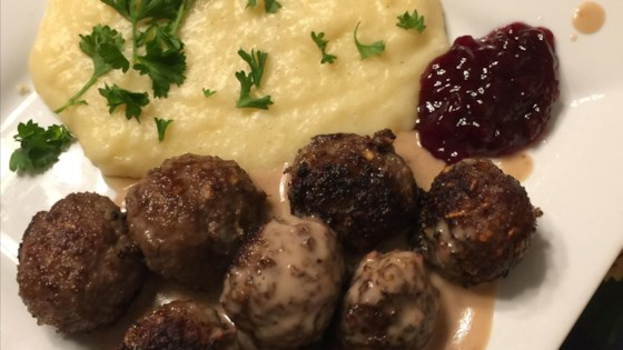 Photo of Authentic Swedish Meatballs by SwedishChef