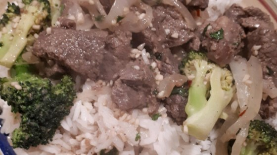 Photo of Vietnamese Stir-Fry by gibsey23