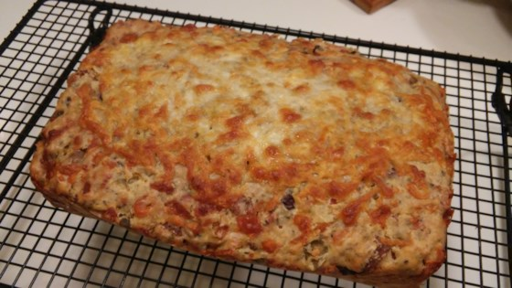 Photo of Spicy Italian Sausage and Mozzarella Beer Bread by Curt McDowell