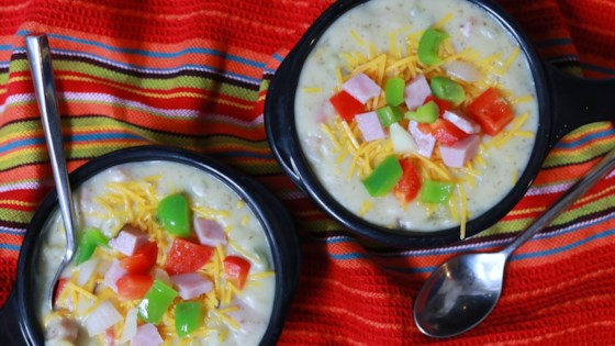 Photo of Tex Mex Potato Soup by Christine L.