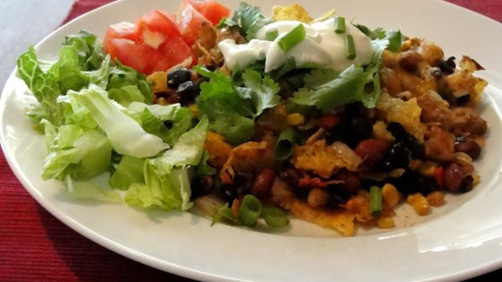 Photo of Funky Enchilada Casserole by Anne