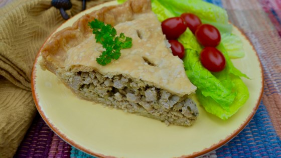 Photo of French Tourtiere by Jessica LaFramboise