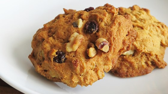 Photo of Harvest Pumpkin-Oatmeal Raisin Cookies by SPLENDA® Sweeteners