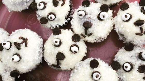 Photo of Mini Panda Cupcakes by barbara
