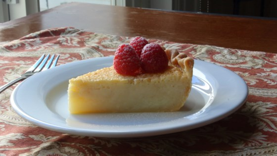 Photo of Chef John's Buttermilk Pie by Chef John