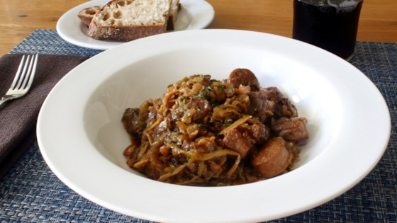 Photo of Chef John's Bigos (Polish Hunter's Stew) by Chef John