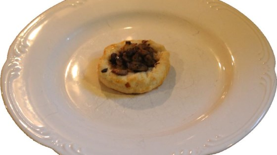 Photo of Mini Mushroom Galettes by Chef AidF