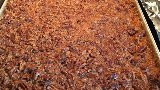 Photo of Pecan Pie Bars II by EVANSDL