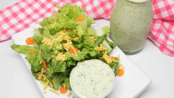 Photo of Vegan Green Chile Cilantro Sauce by Mackenzie Schieck