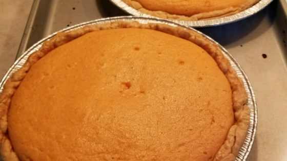 Photo of World's Best Sweet Potato Pie by Lewis
