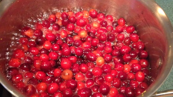 Photo of Three Cranberry Relish by Linda